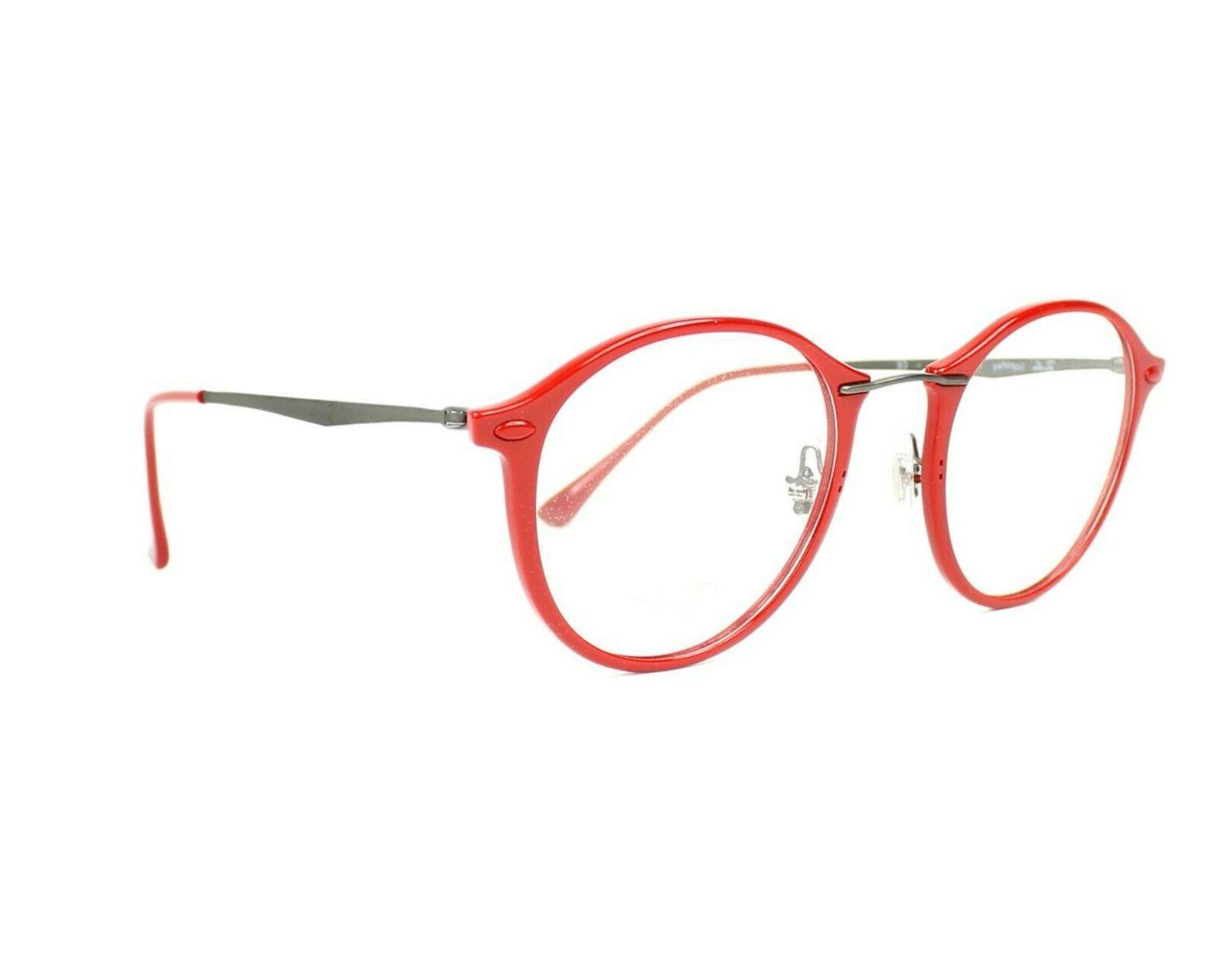 new ray ban lightray eyeglasses rx rb
