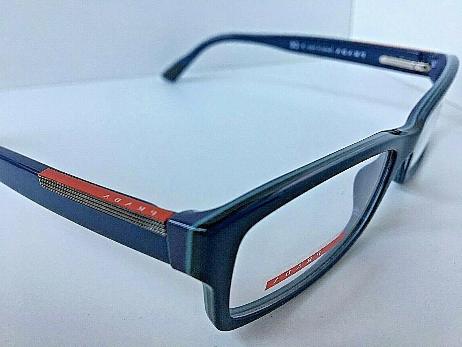 New VPS 10A TIO-1O1 Rx 52mm Men's Eyeglasses