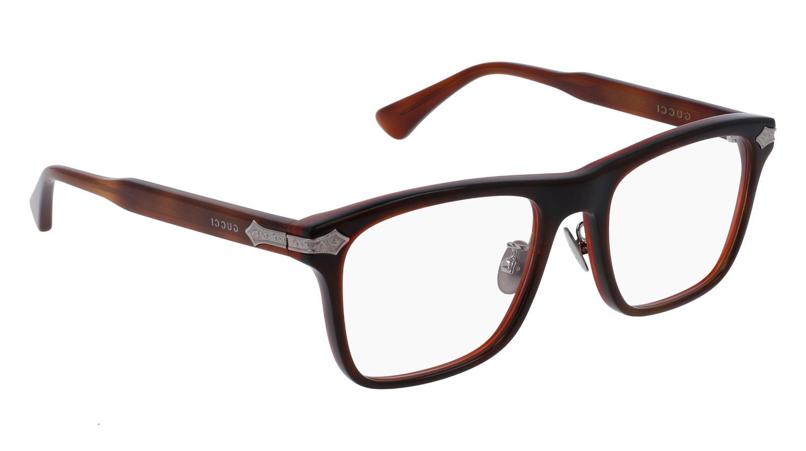 new titanium eyeglasses gg 0069o 003 size