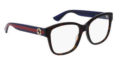 new urban gg 0038o eyeglasses 003 havana