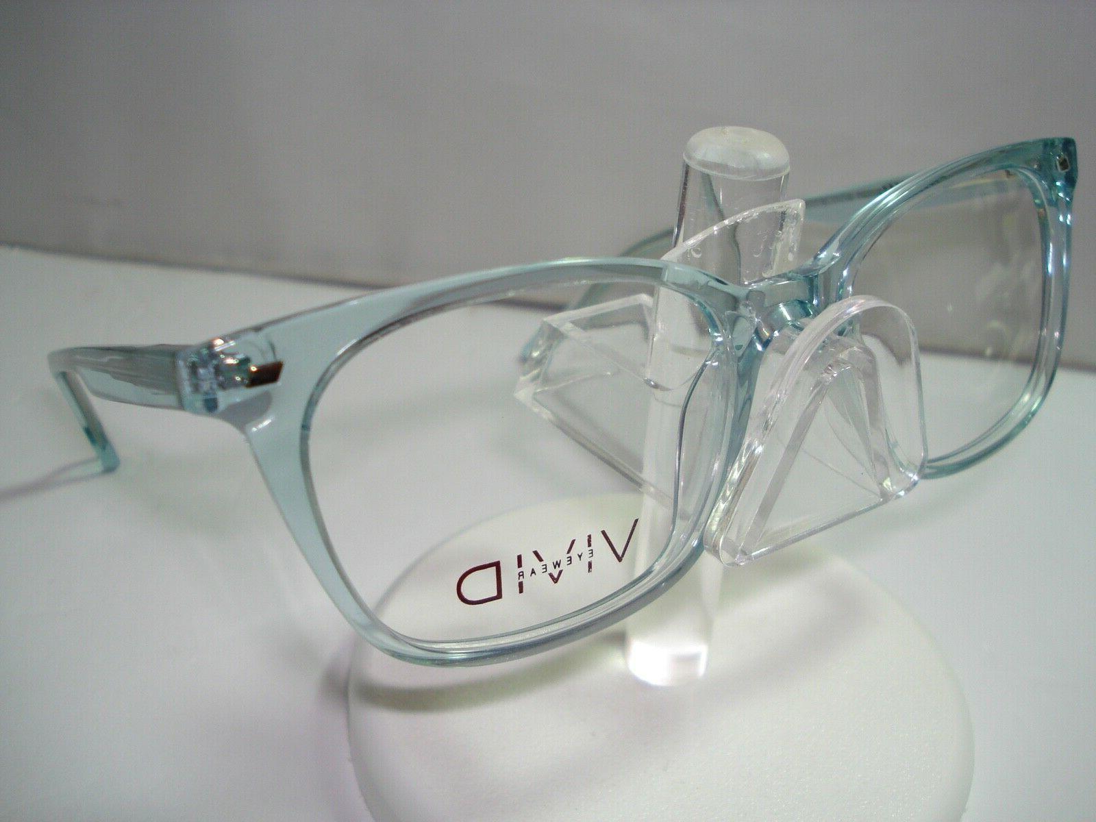 new vivid ladies eyeglasses 912 blue