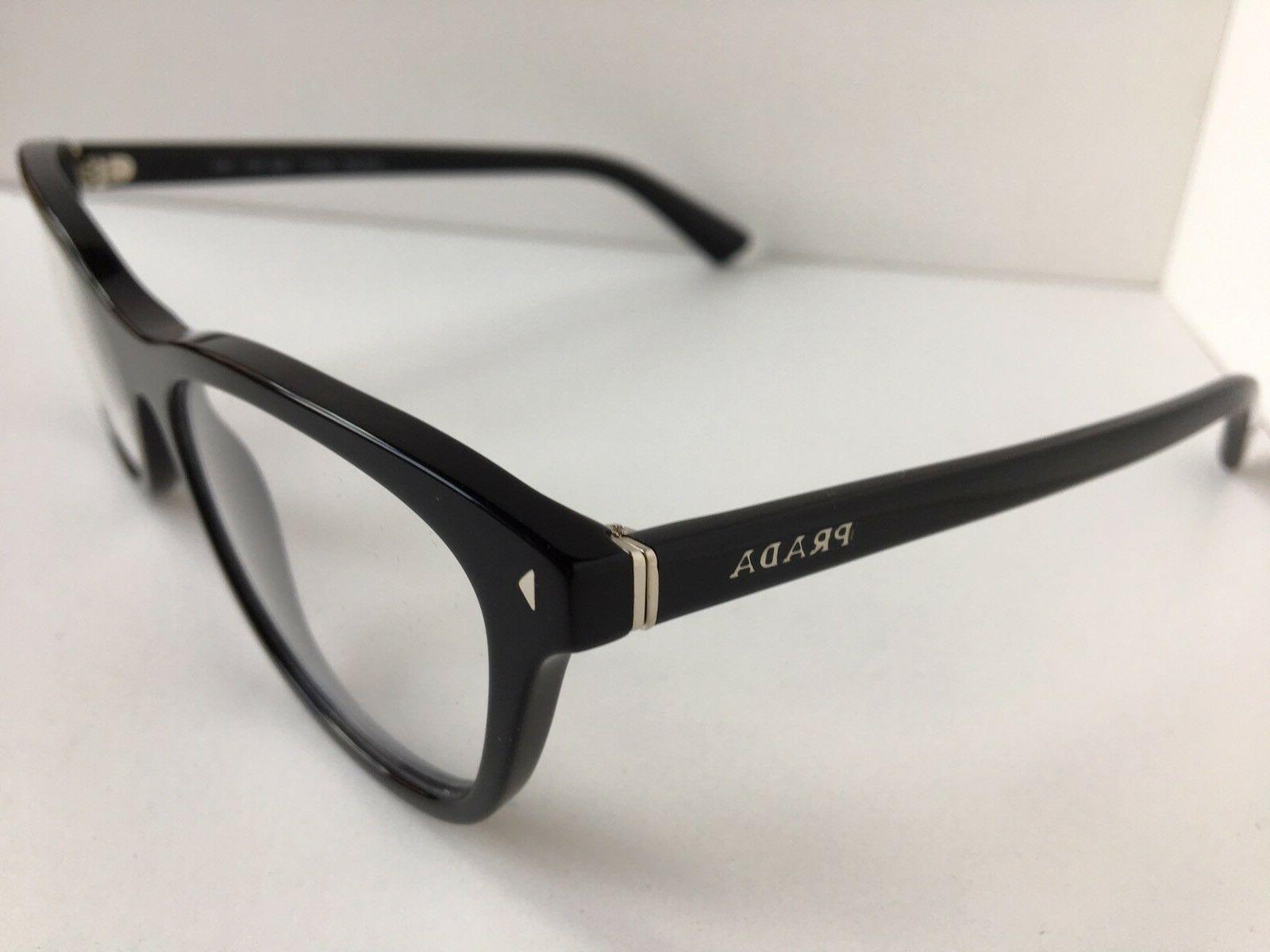 New PRADA VPR 1AB-1O1 53mm Eyeglasses #5