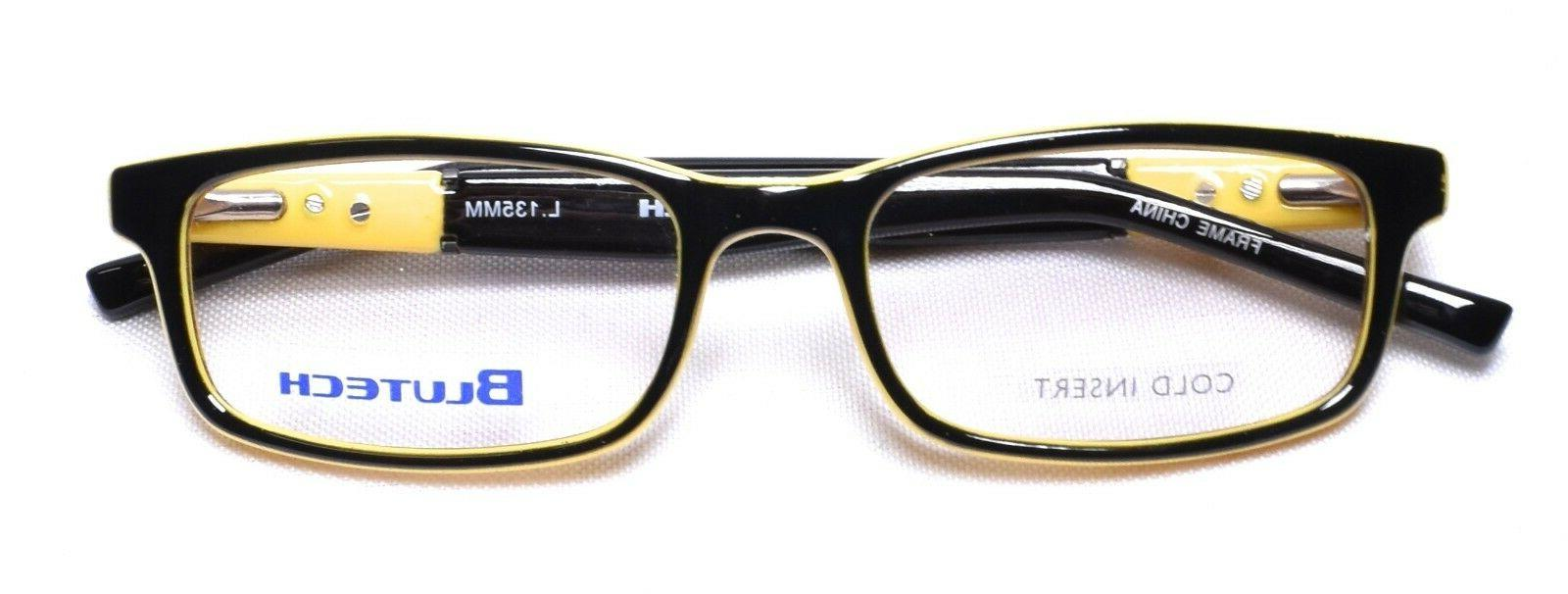 night owl black laminate eyeglass glasses frames