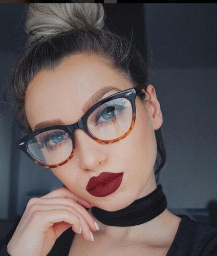Ombre Frames Lens Eyeglasses