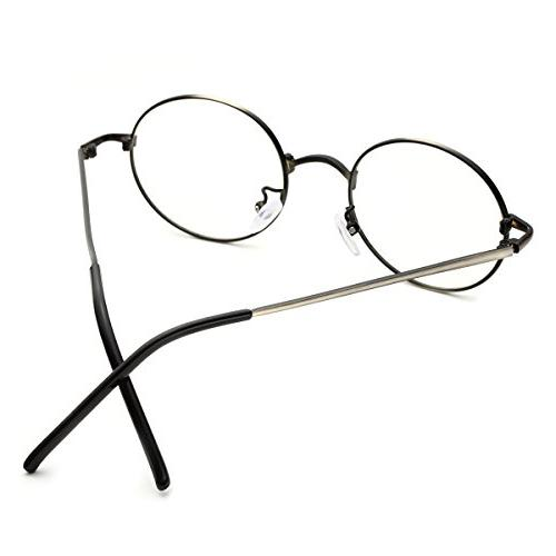 PenSee Round Oval Circle Eye Eyewear Frames