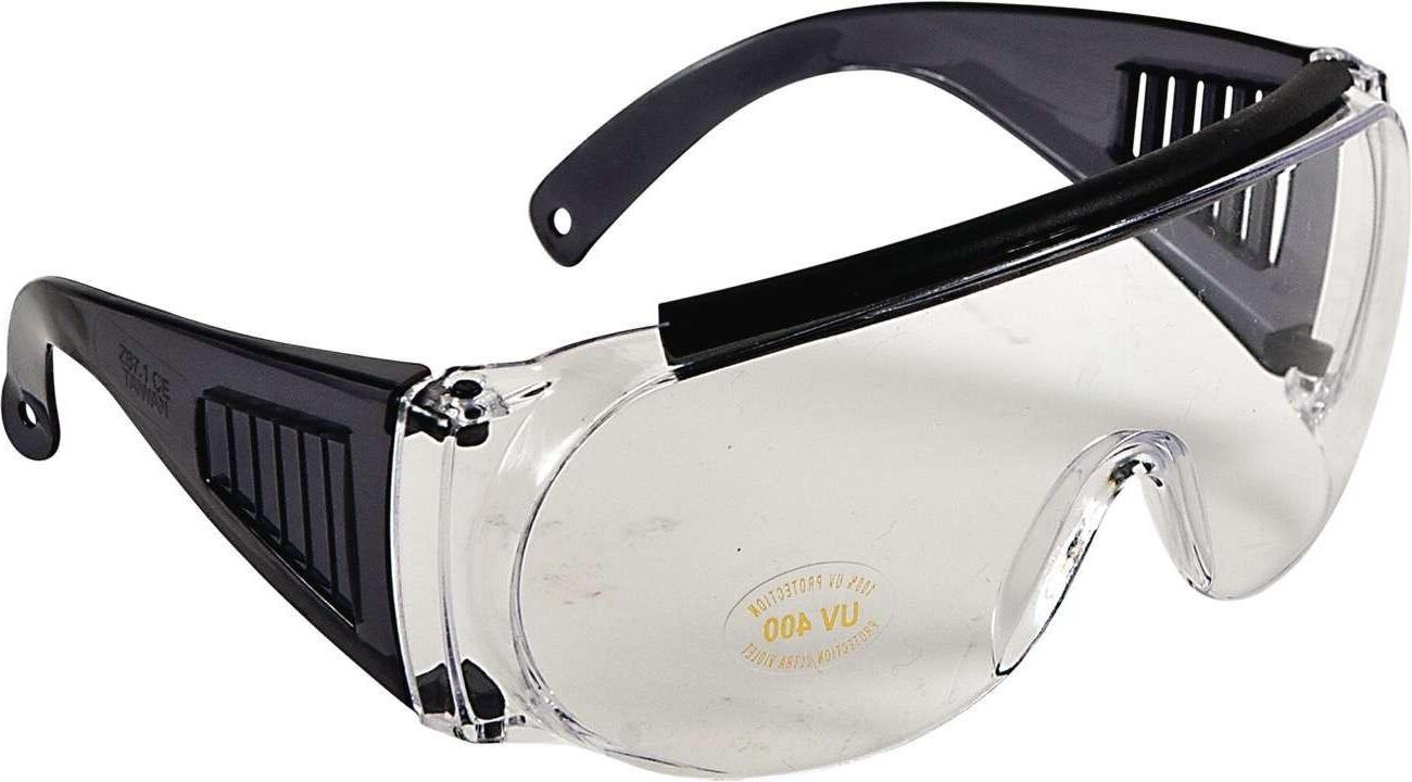 over shooting safety glasses