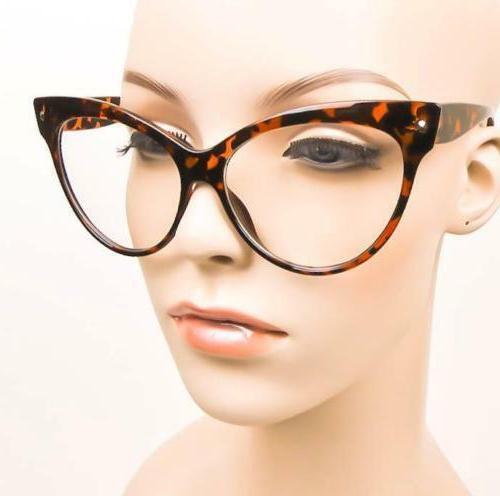 Oversized Cat Eye PinUP Girl Designer Rockabilly
