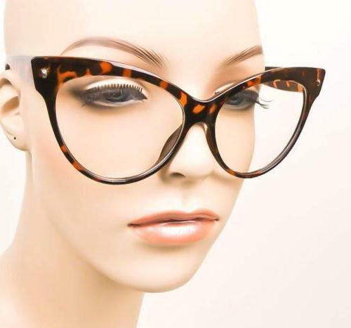 Oversized PinUP Girl Large Rockabilly Glasses Frames