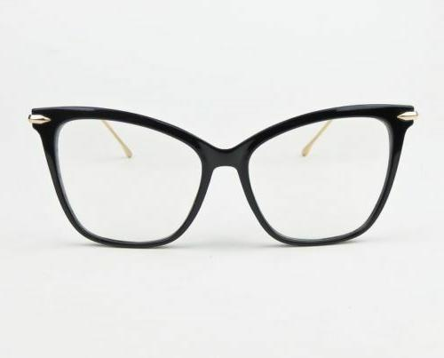 Oversized Lens Eyeglasses