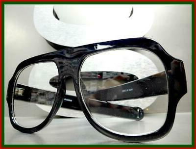 Clear Lens Large Fashion Frame