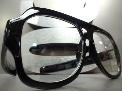 OVERSIZED VINTAGE Style Clear Large Fashion Frame