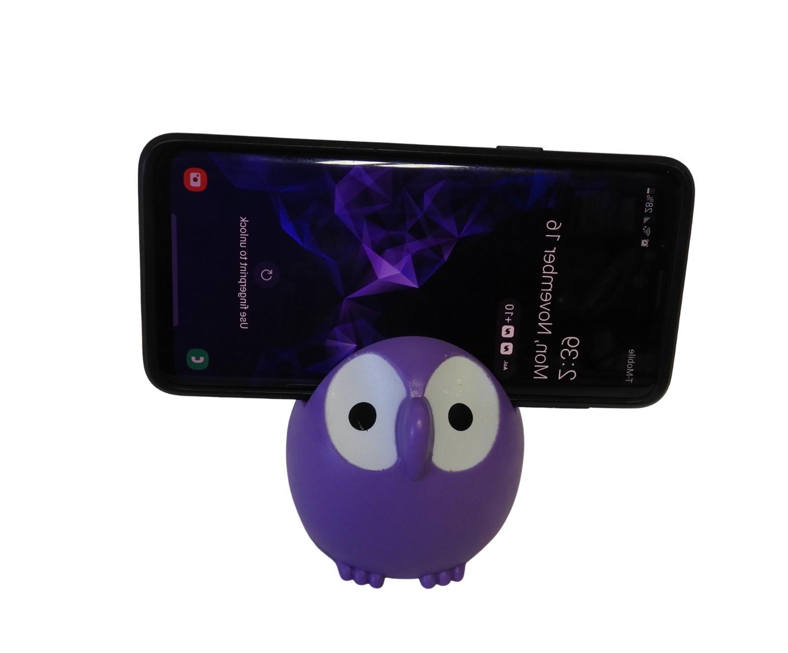 Owl Holder Rack Smartphone