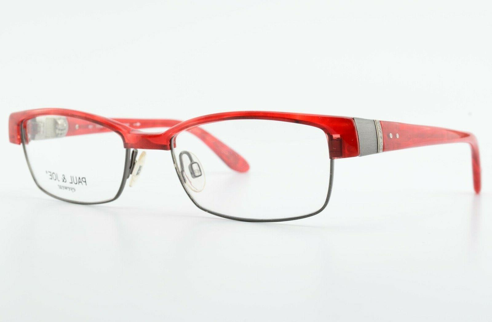 Paul & Joe Eyewear Glasses Sagesse 52 Eye