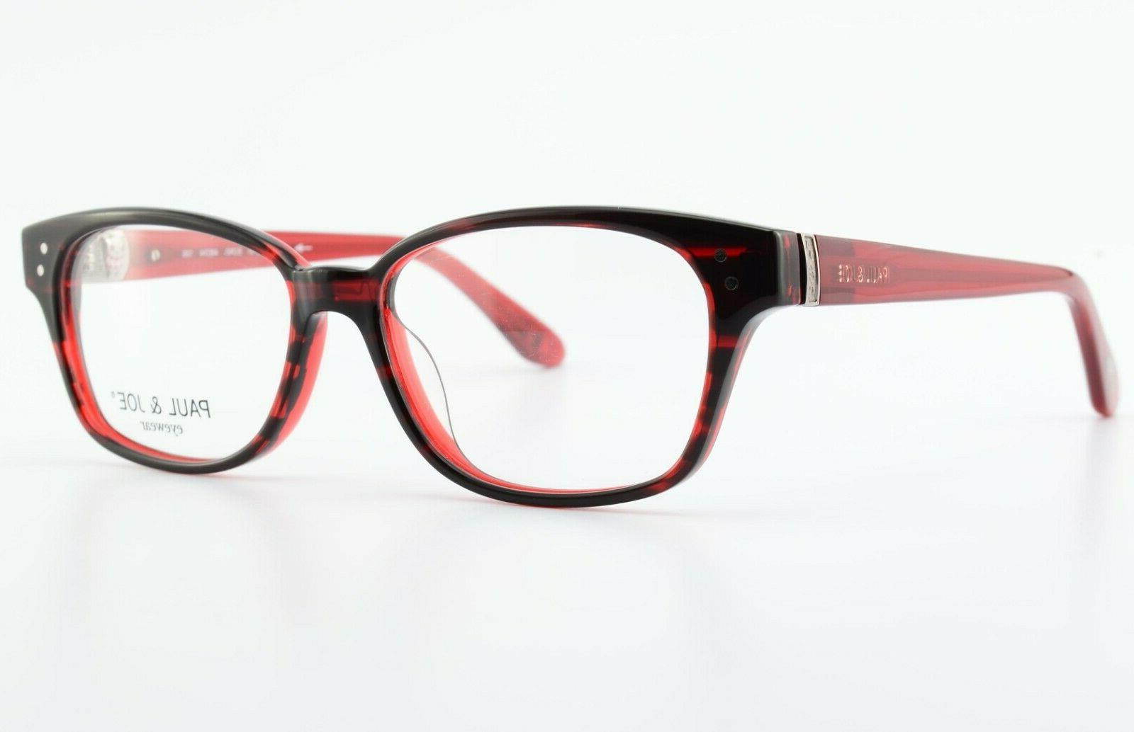 PAUL & JOE Glasses 49 14 Red Eye Woman