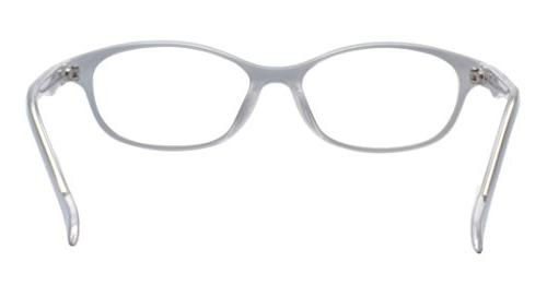 Outray Frame Clear Lens Childrens Eye Glasses White