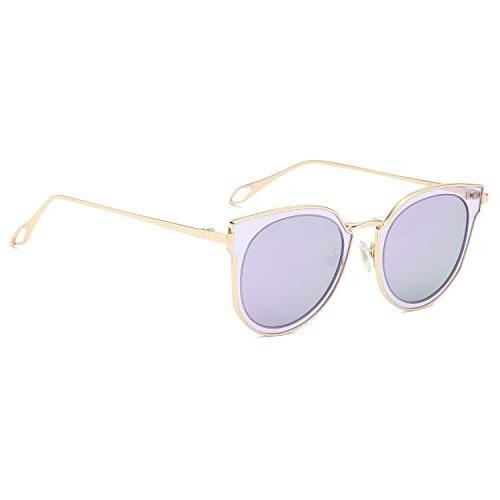 AMOMOMA Sunglasses for Women UV400 AS1711 Lens