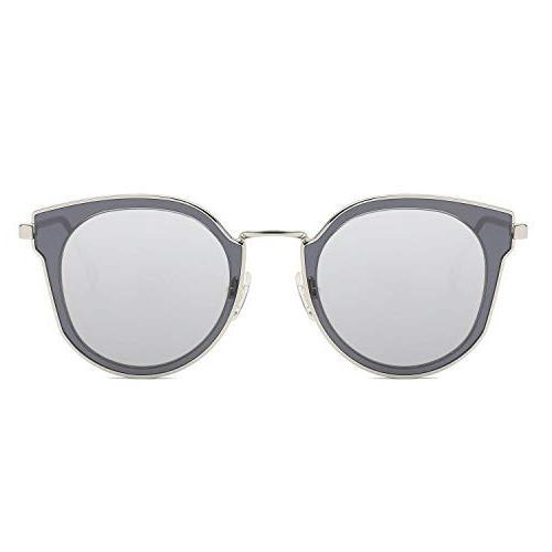 polarized sunglasses for women uv400 mirrored lens