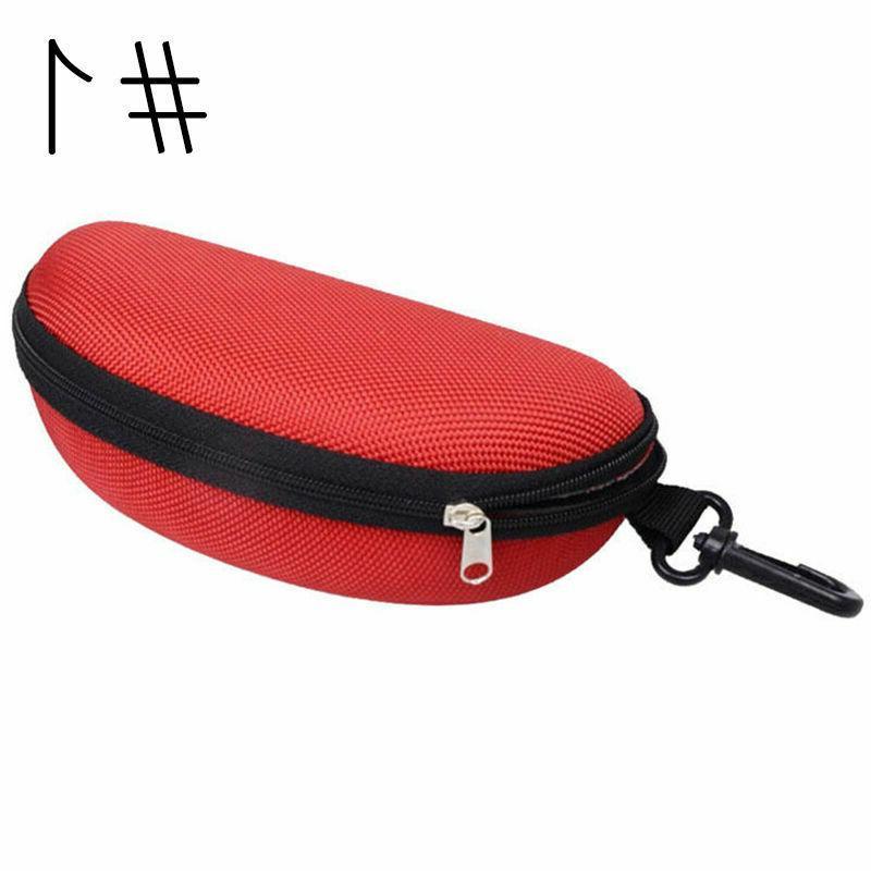 Portable Zipper Eye Clam Case Pro Protector