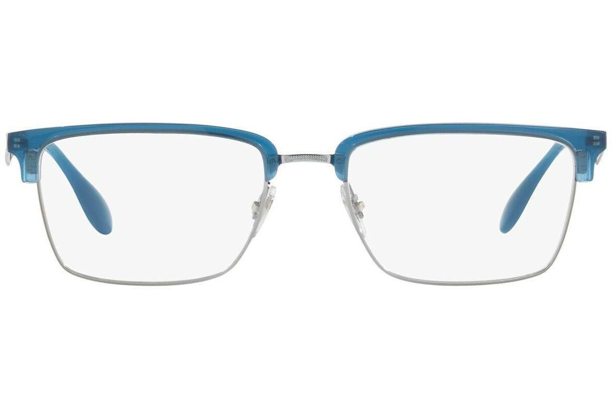 Ray-Ban 6397 Eyeglasses Silver / Blue