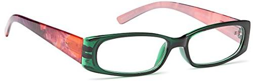 GAMMA RAY 6 Pairs Readers includes Sunglass Reader Quality Hinge Women