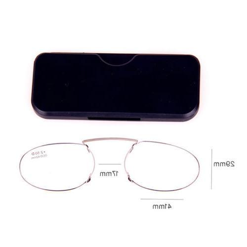 Reading Eye Glasses Clip Presbyopic Pocket