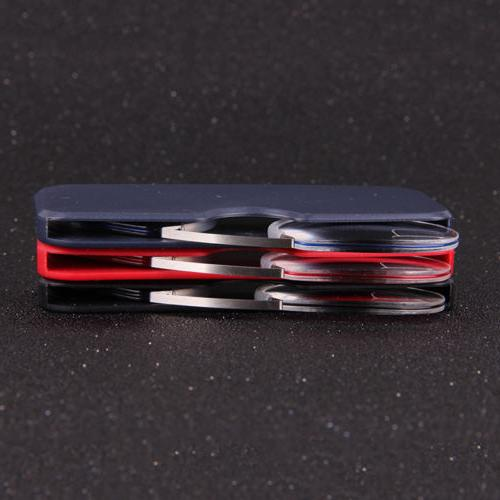 Reading Eye Glasses Nose Clip Mini Case Portable Presbyopic Pocket Optics