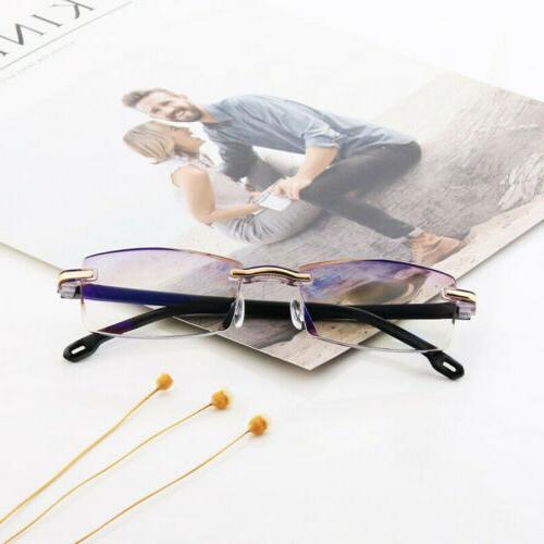 Reading HD Lens Blue Light Presbyopia Glasses Anti