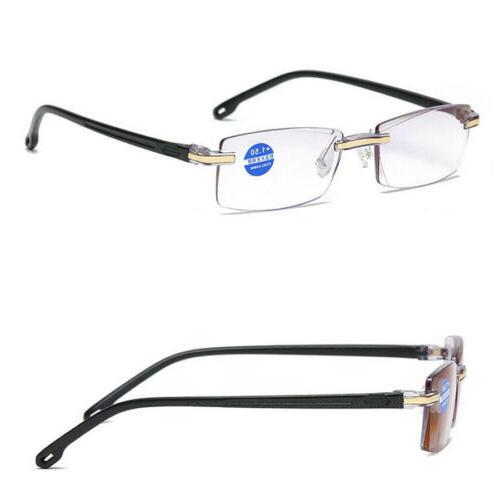 Reading Eye HD Lens Presbyopia Rimless Glasses