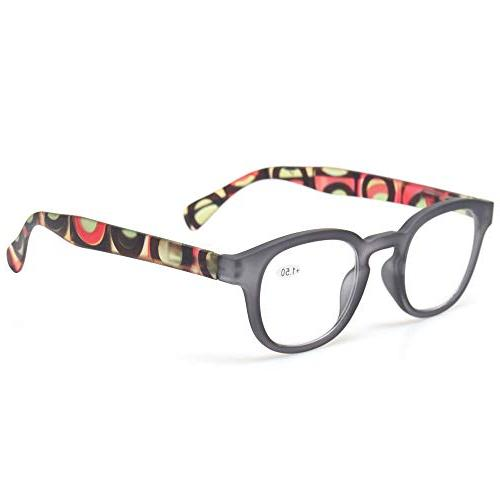 Reading Glasses Men and Hinge with Design Eyeglasses for Reading