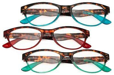 Reading Set Hinge Glasses