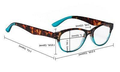 Reading Glasses of 3 Value Glasses