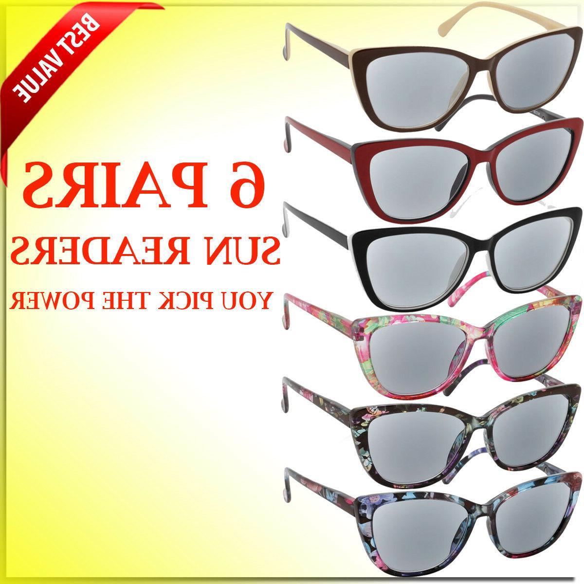 reading glasses sun readers spring hinge 6