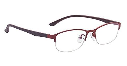 rectangle stylish eyewear frame prescription eyeglasses