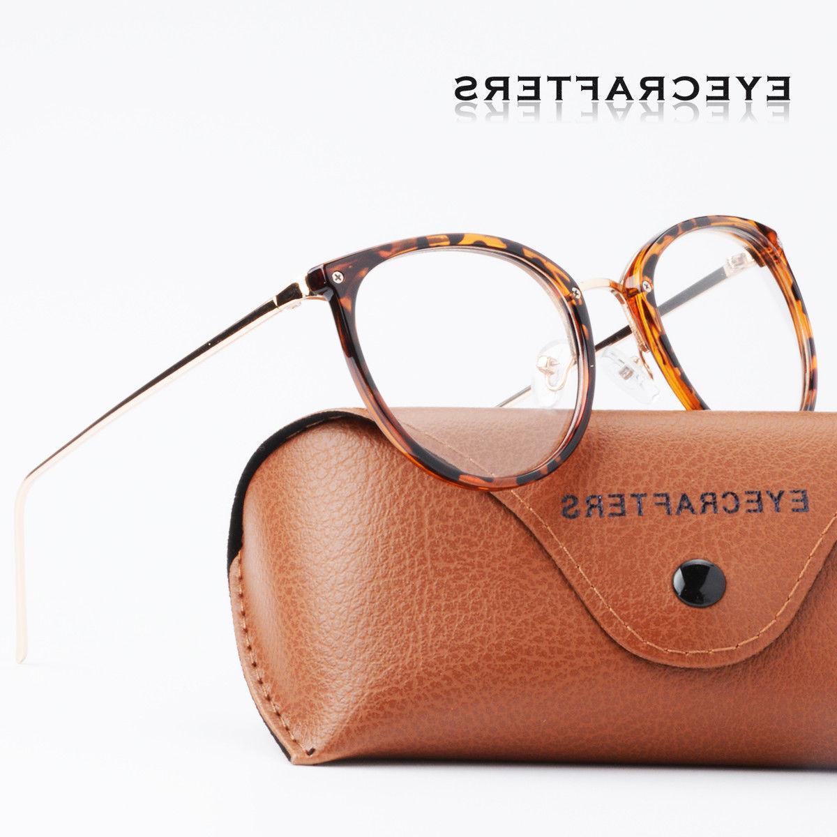 Retro Womens Lens Eyeglass Optical Glasses
