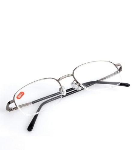 Rimless glasses Short Sight Glasses -1.0~-10.0