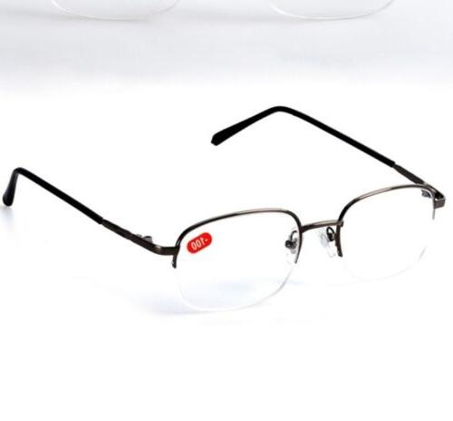 rimless glasses myopia eyeglasses short sight glasses