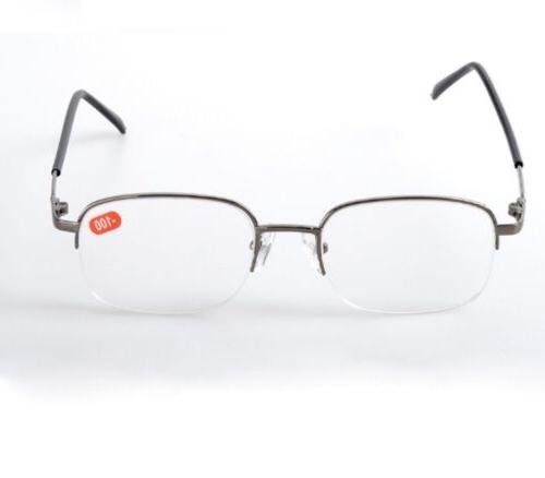 Rimless glasses Eyeglasses Short Sight -1.0~-10.0