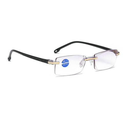 Rimless Lens Anti Computer Eye Glasses Presbyopia