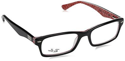 rx5206 rectangular eyeglasses
