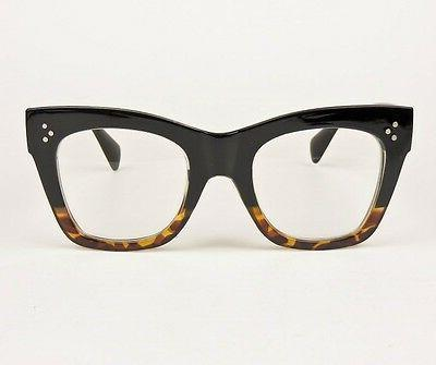 Sexy Thick Eye Catherine Geek Glasses 80661 L