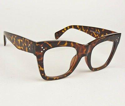 Sexy Eye Geek Eyeglasses Glasses L