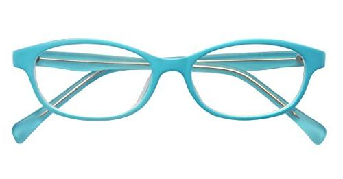 Outray Eye Glasses Oval Lens Blue