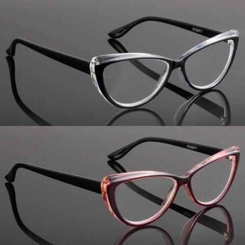 soft cat eye style reading glasses