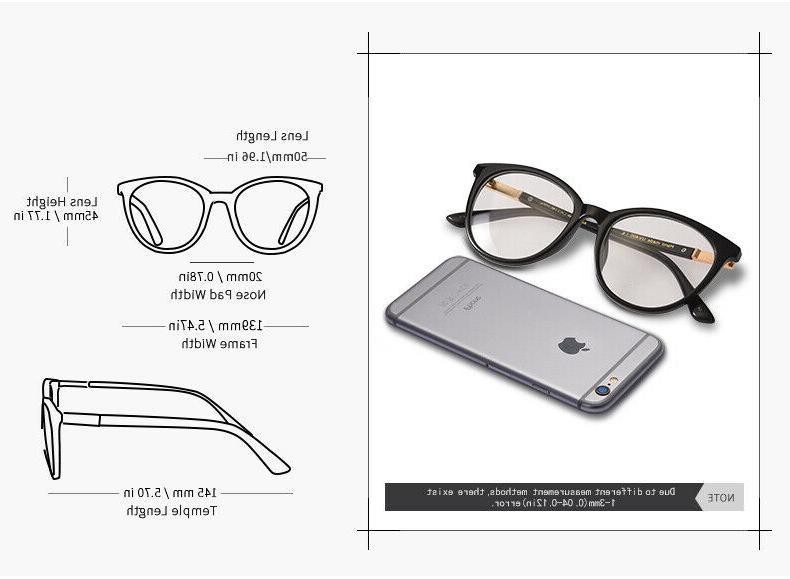 Solid Eye-wear Women's Clear Sunglasses Fashion Accessories