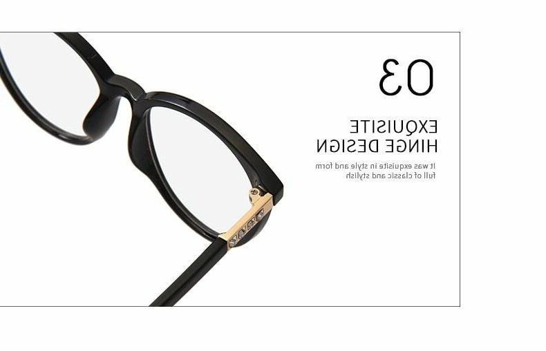 Solid Eye-wear Clear