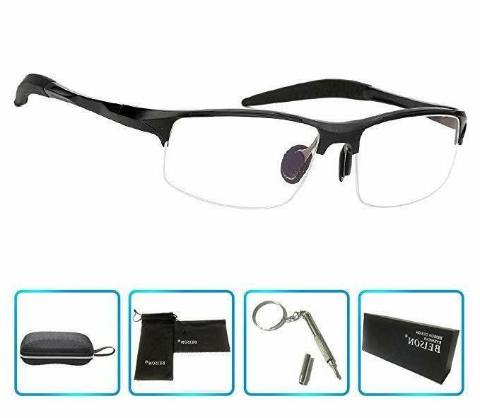 Agstum Sports Eyeglasses Frame Lens Rx