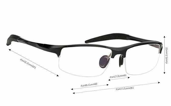Agstum Sports Optical Frame Lens Rx