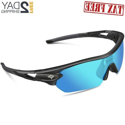 Tac Glasses As Seen On TV Man Women Sports Polarized Interch