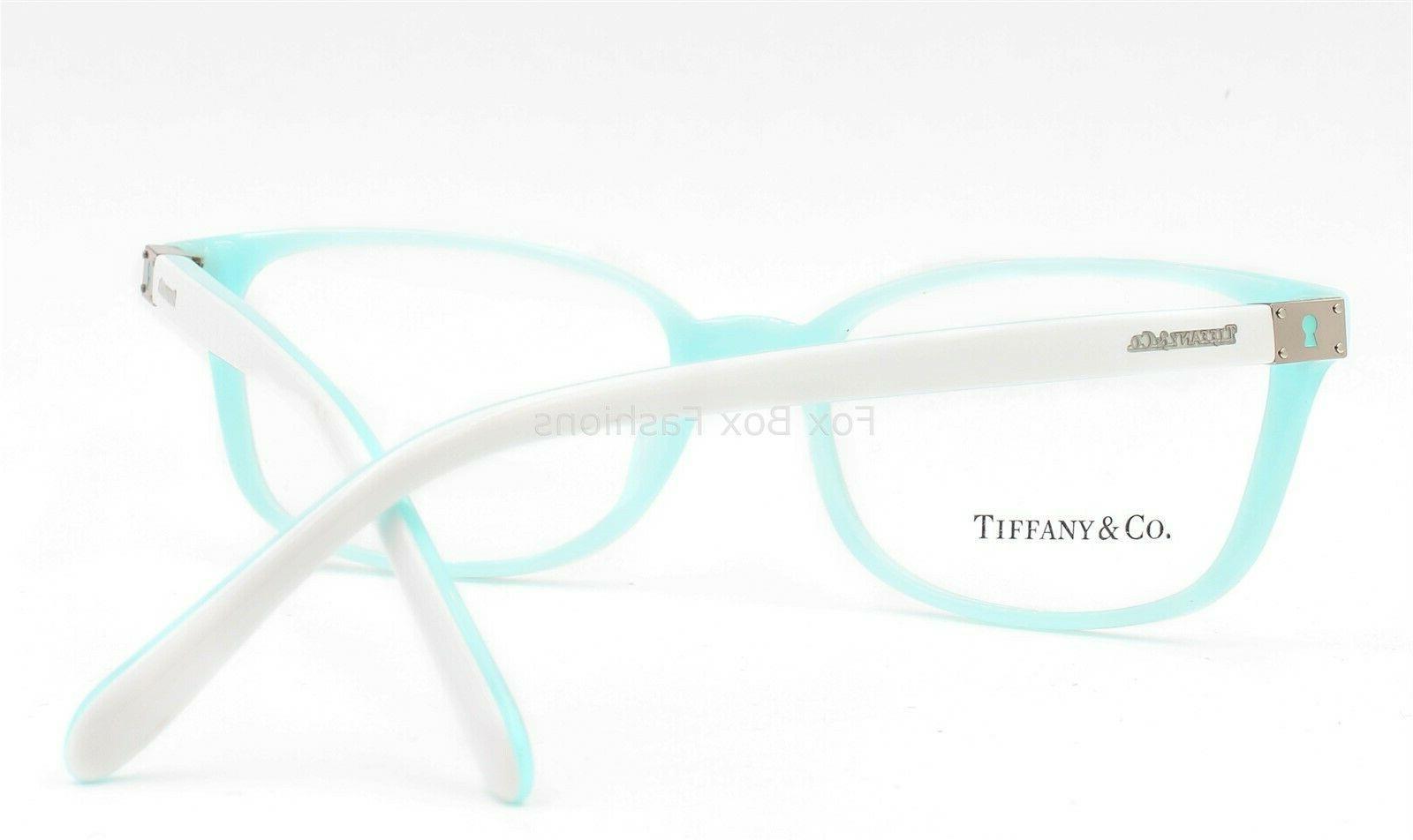 Tiffany Co. 2094 8052 White on Display
