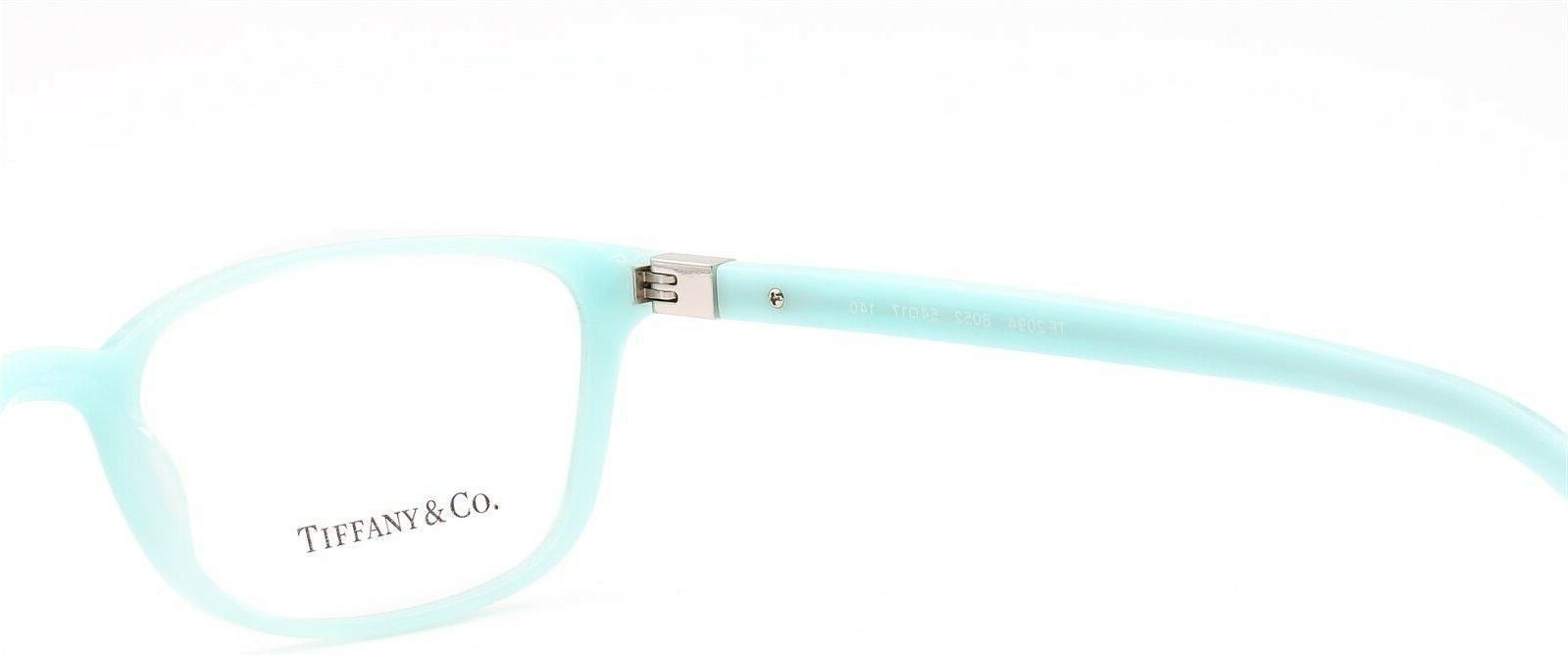 Tiffany 2094 8052 Eyeglasses Glasses White Display